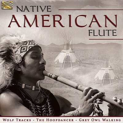 Native American Flute - Wolf Tracks  The Hoopdancer  Grey Owl Walking...