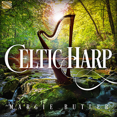 Celtic Harp (Sea Maiden)